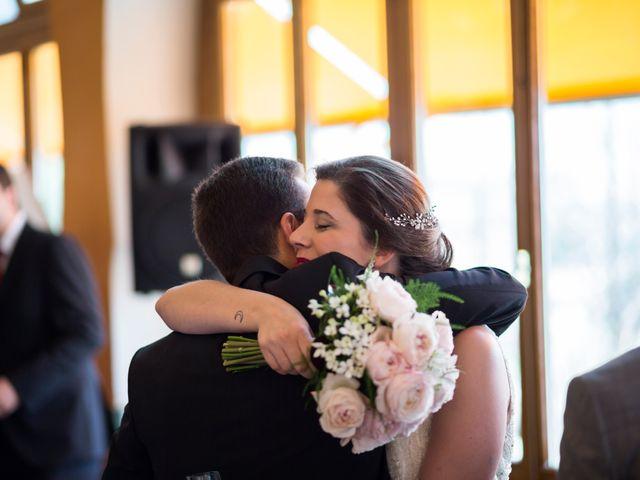 La boda de Luis y Triana en Granada, Granada 45