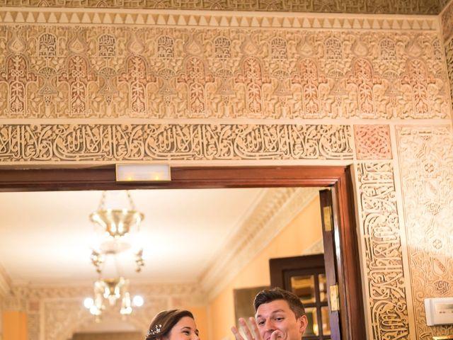 La boda de Luis y Triana en Granada, Granada 49