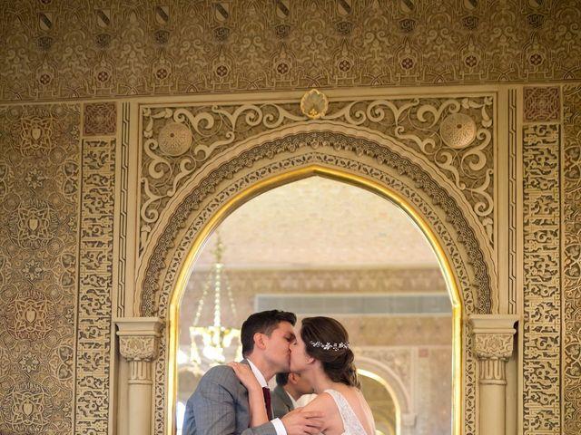 La boda de Luis y Triana en Granada, Granada 51
