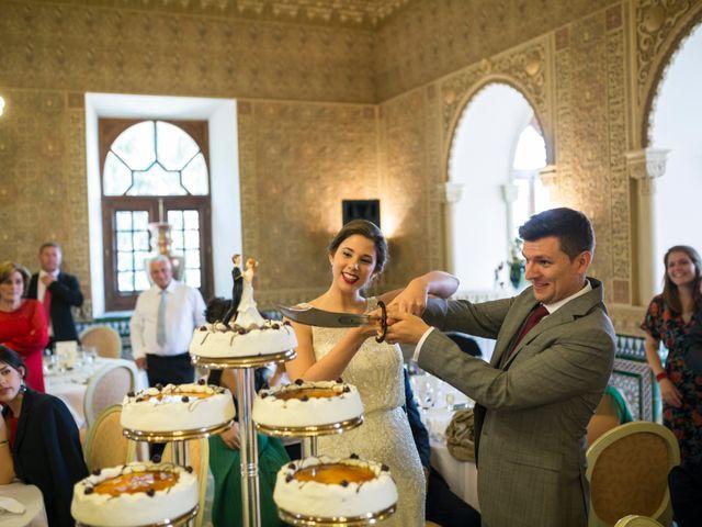 La boda de Luis y Triana en Granada, Granada 53