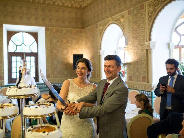 La boda de Luis y Triana en Granada, Granada 54