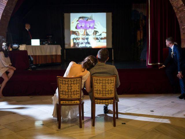 La boda de Luis y Triana en Granada, Granada 55