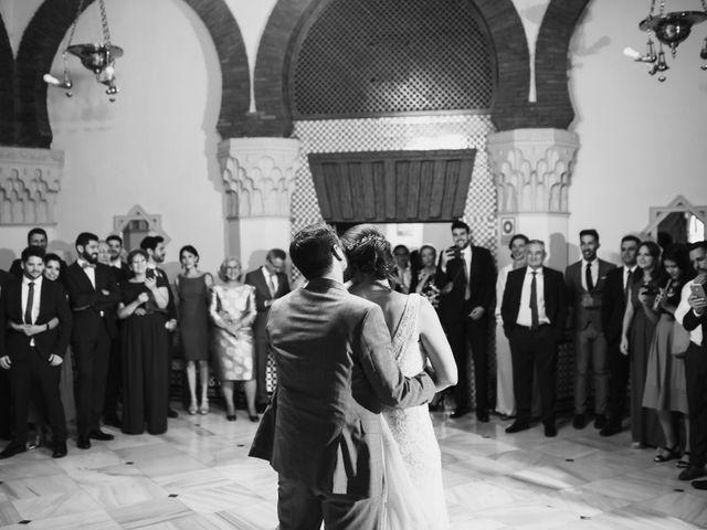 La boda de Luis y Triana en Granada, Granada 56