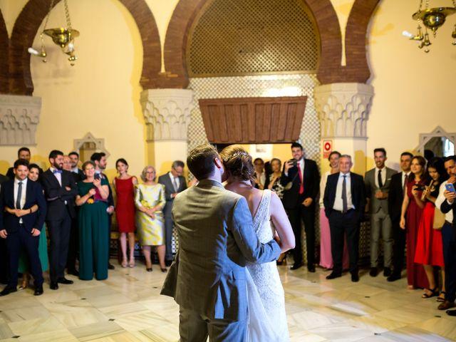 La boda de Luis y Triana en Granada, Granada 57