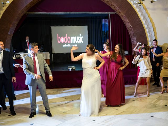 La boda de Luis y Triana en Granada, Granada 58