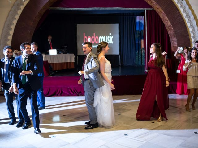 La boda de Luis y Triana en Granada, Granada 59