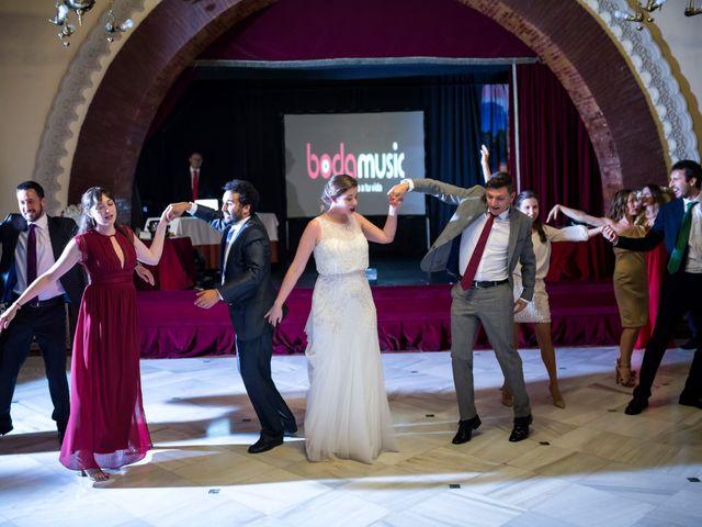 La boda de Luis y Triana en Granada, Granada 60