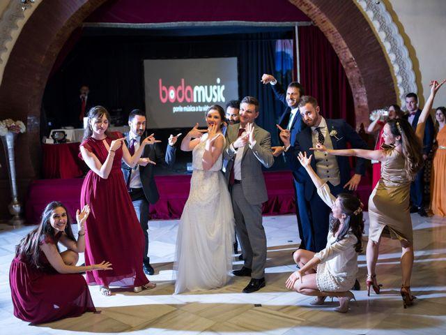 La boda de Luis y Triana en Granada, Granada 61