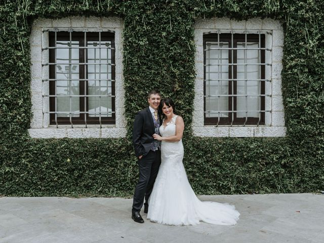 La boda de Cristina y Rodolfo