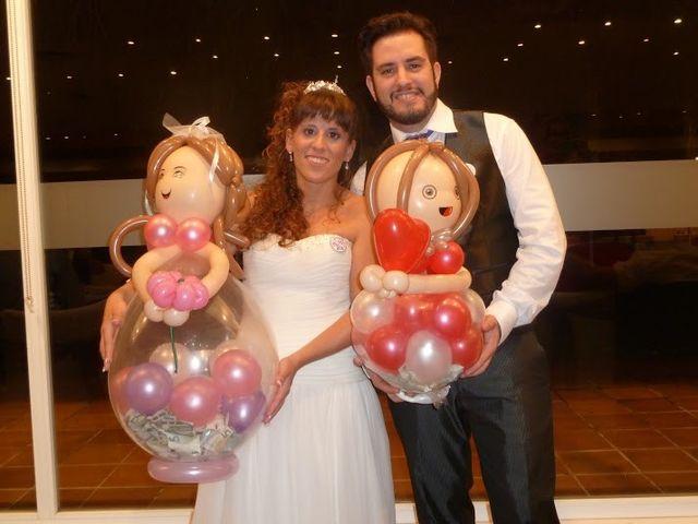 La boda de Joan y Patricia en Banyeres Del Penedes, Tarragona 13
