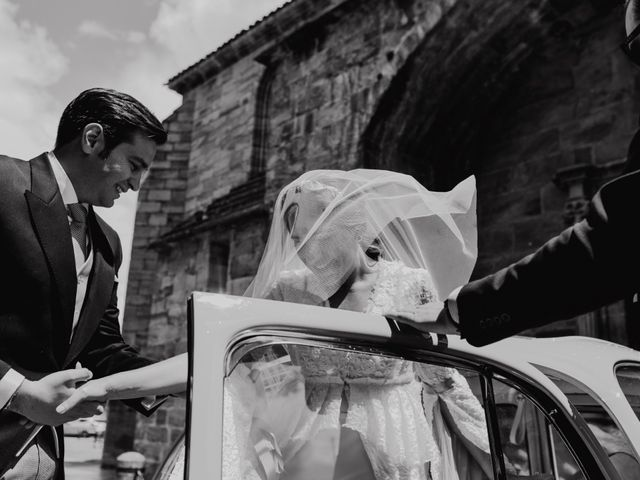 La boda de Juan y Bea en Ezcaray, La Rioja 25