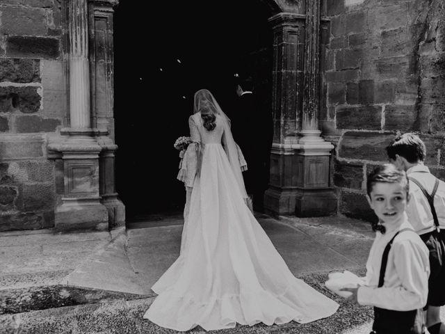 La boda de Juan y Bea en Ezcaray, La Rioja 26