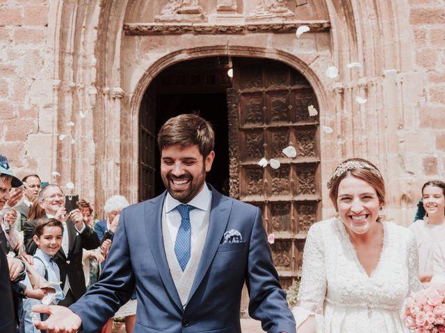 La boda de Juan y Bea en Ezcaray, La Rioja 28