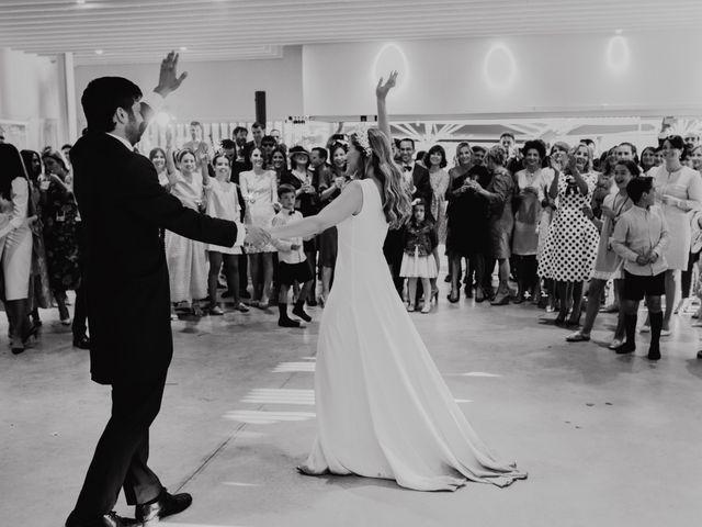 La boda de Juan y Bea en Ezcaray, La Rioja 35