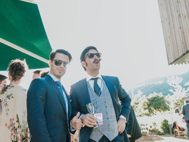 La boda de Juan y Bea en Ezcaray, La Rioja 36