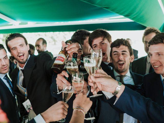 La boda de Juan y Bea en Ezcaray, La Rioja 40