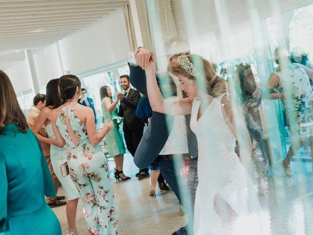 La boda de Juan y Bea en Ezcaray, La Rioja 44