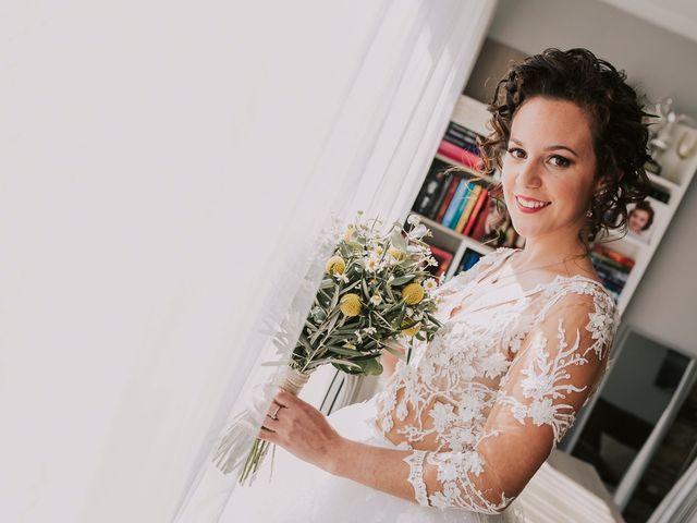 La boda de Cristian y Paloma en Elda, Alicante 16