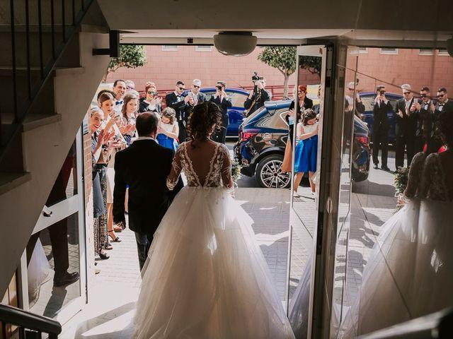 La boda de Cristian y Paloma en Elda, Alicante 19