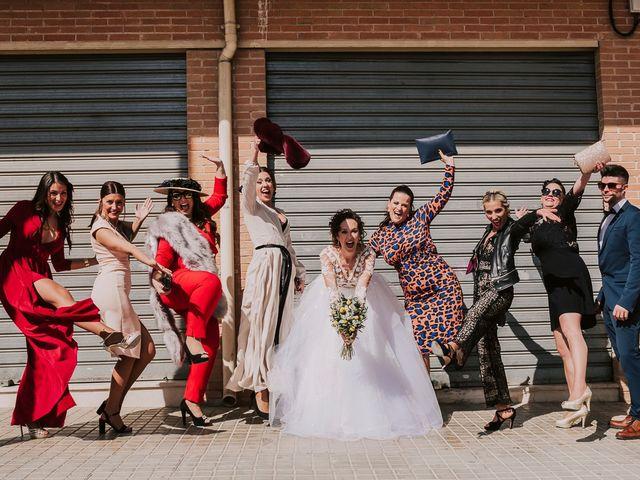 La boda de Cristian y Paloma en Elda, Alicante 20