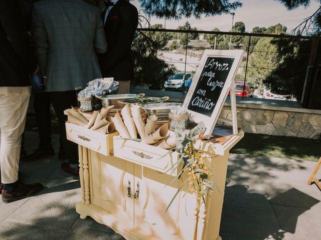 La boda de Cristian y Paloma en Elda, Alicante 22