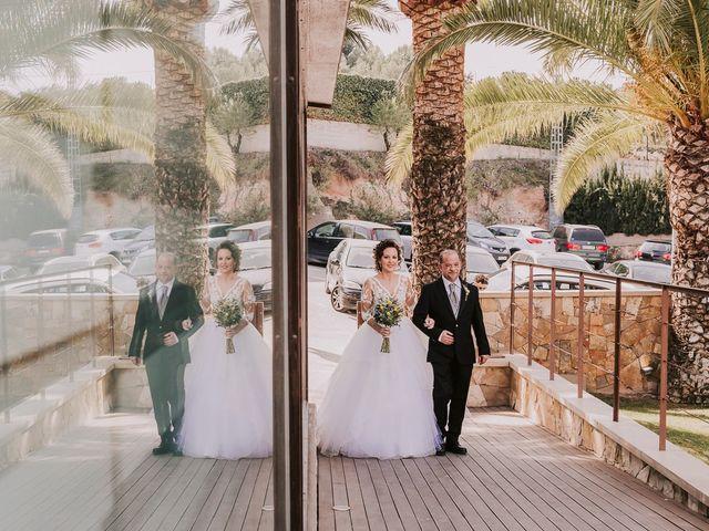 La boda de Cristian y Paloma en Elda, Alicante 24
