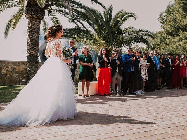 La boda de Cristian y Paloma en Elda, Alicante 25