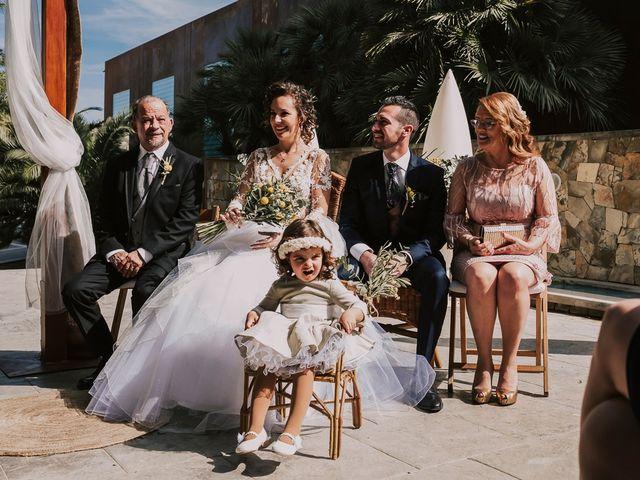 La boda de Cristian y Paloma en Elda, Alicante 26