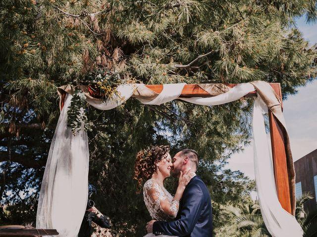 La boda de Cristian y Paloma en Elda, Alicante 30