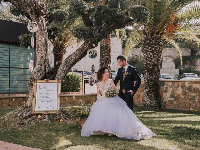 La boda de Cristian y Paloma en Elda, Alicante 34