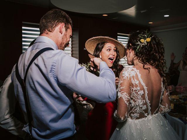 La boda de Cristian y Paloma en Elda, Alicante 36