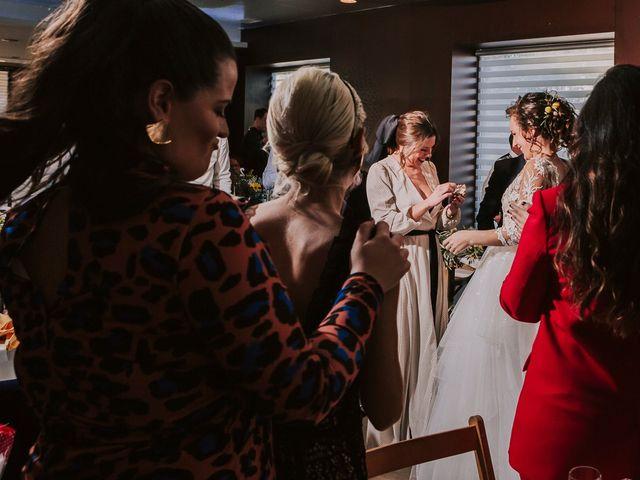 La boda de Cristian y Paloma en Elda, Alicante 39