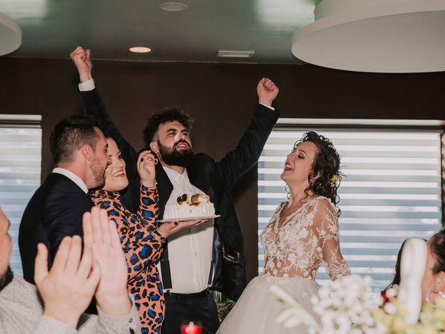 La boda de Cristian y Paloma en Elda, Alicante 40
