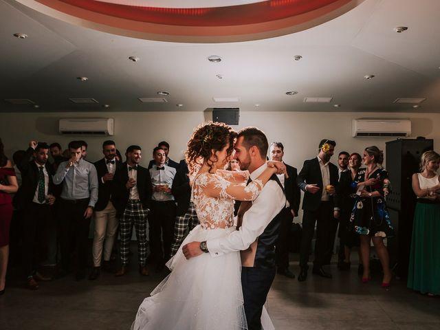 La boda de Cristian y Paloma en Elda, Alicante 41