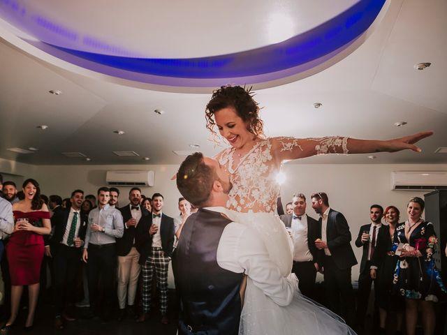 La boda de Cristian y Paloma en Elda, Alicante 42