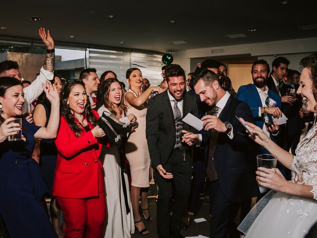 La boda de Cristian y Paloma en Elda, Alicante 43