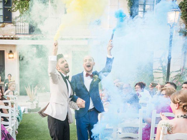 La boda de Alberto y Juanma