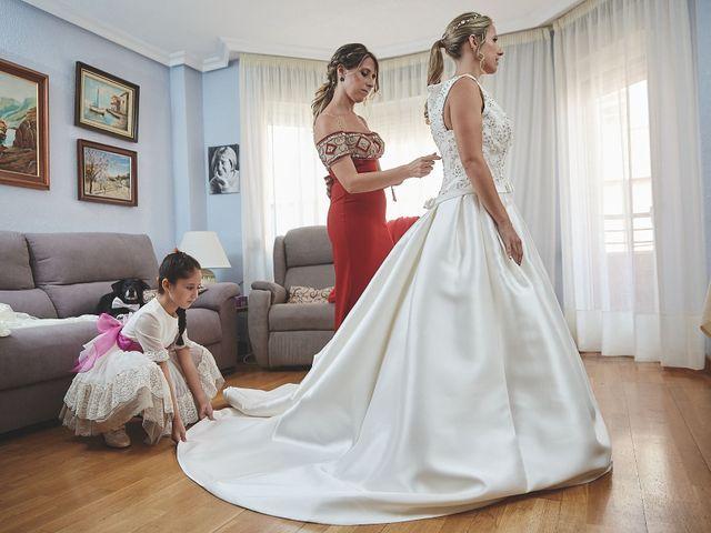 La boda de Andrés y Mamen en Alacant/alicante, Alicante 17