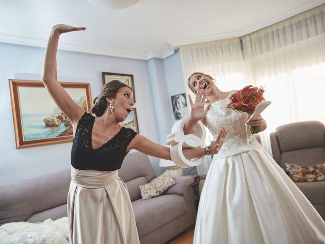 La boda de Andrés y Mamen en Alacant/alicante, Alicante 23