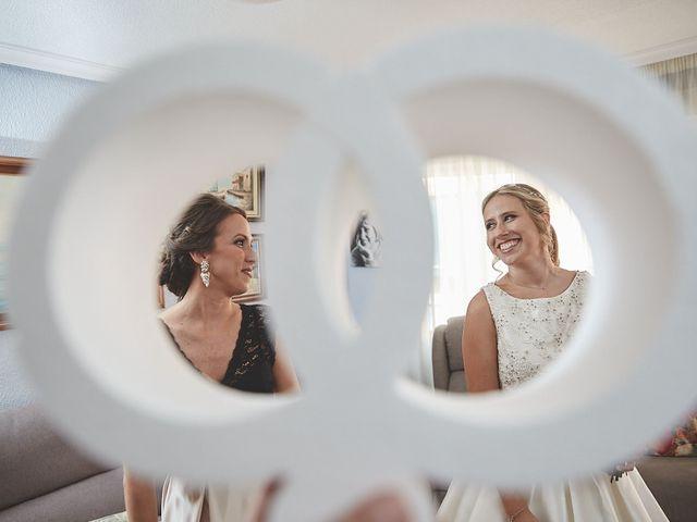 La boda de Andrés y Mamen en Alacant/alicante, Alicante 24