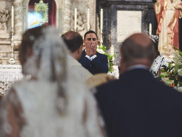 La boda de Andrés y Mamen en Alacant/alicante, Alicante 31