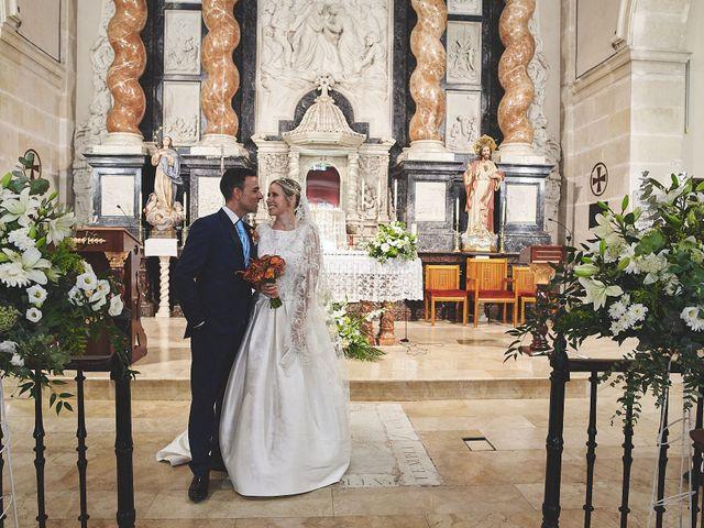 La boda de Andrés y Mamen en Alacant/alicante, Alicante 34