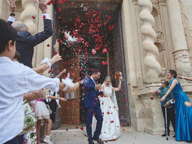 La boda de Andrés y Mamen en Alacant/alicante, Alicante 35