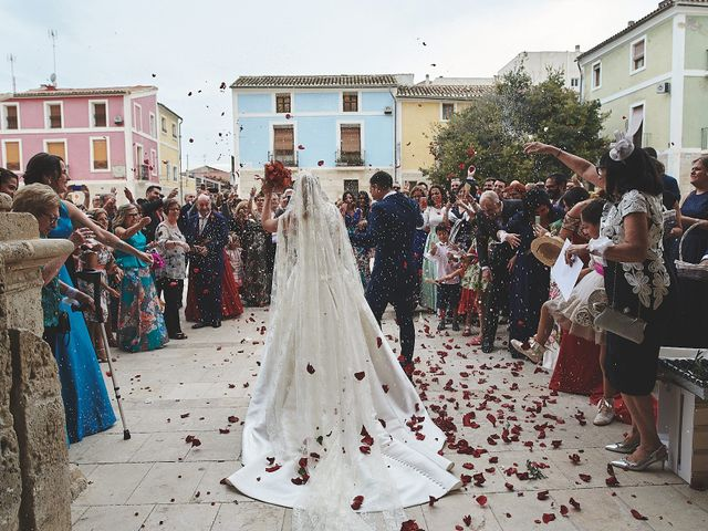 La boda de Andrés y Mamen en Alacant/alicante, Alicante 36