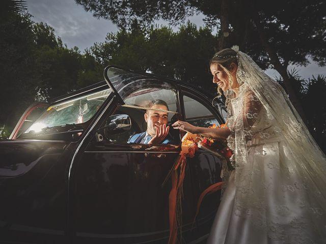 La boda de Andrés y Mamen en Alacant/alicante, Alicante 40