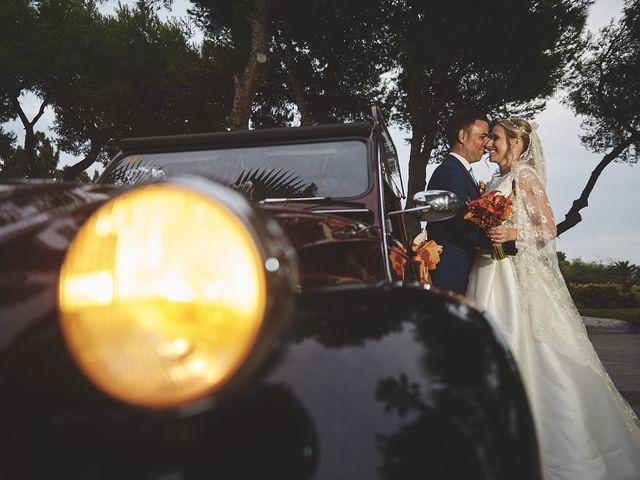 La boda de Andrés y Mamen en Alacant/alicante, Alicante 42