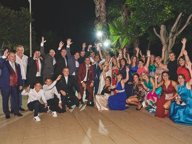 La boda de Andrés y Mamen en Alacant/alicante, Alicante 46