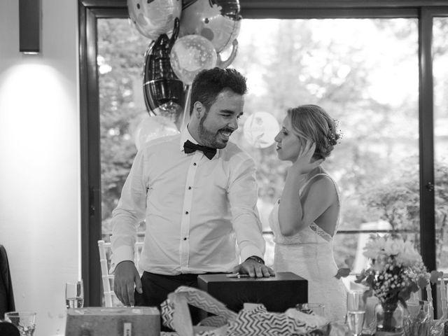 La boda de Vicente y Mony