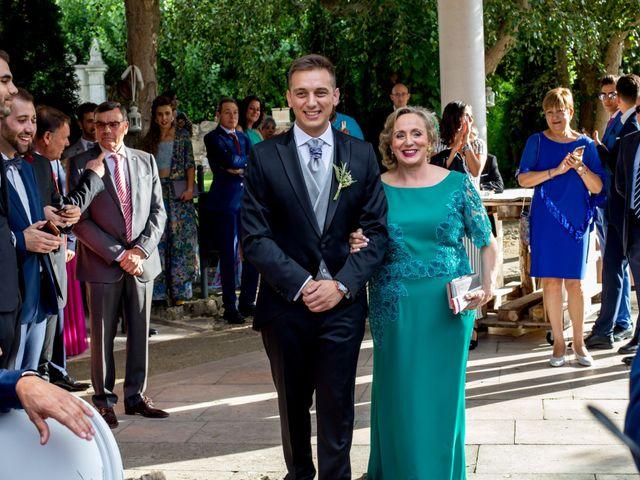 La boda de Juanma y Silvia en Sotos De Sepulveda, Segovia 11