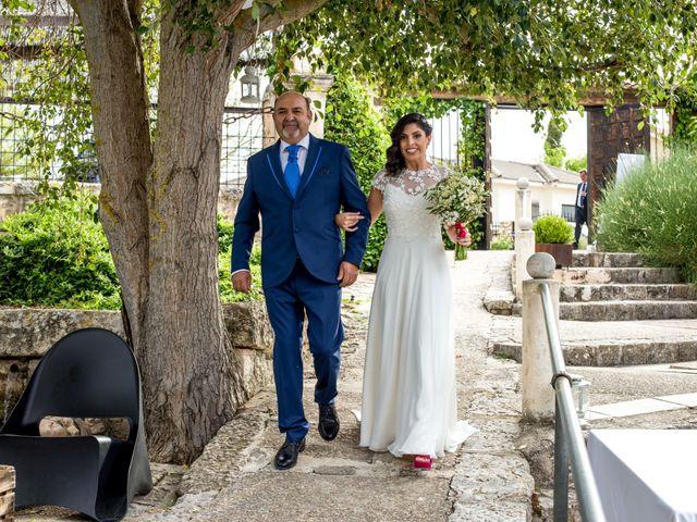 La boda de Juanma y Silvia en Sotos De Sepulveda, Segovia 12